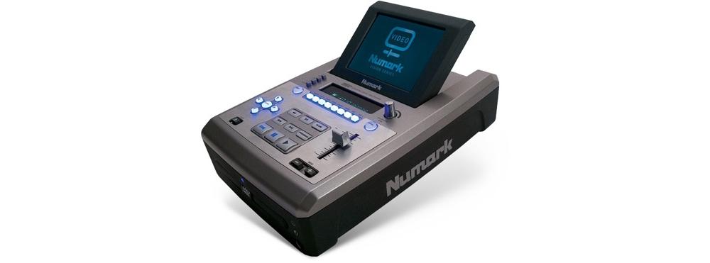 Видеопроигрыватели Numark VJ01