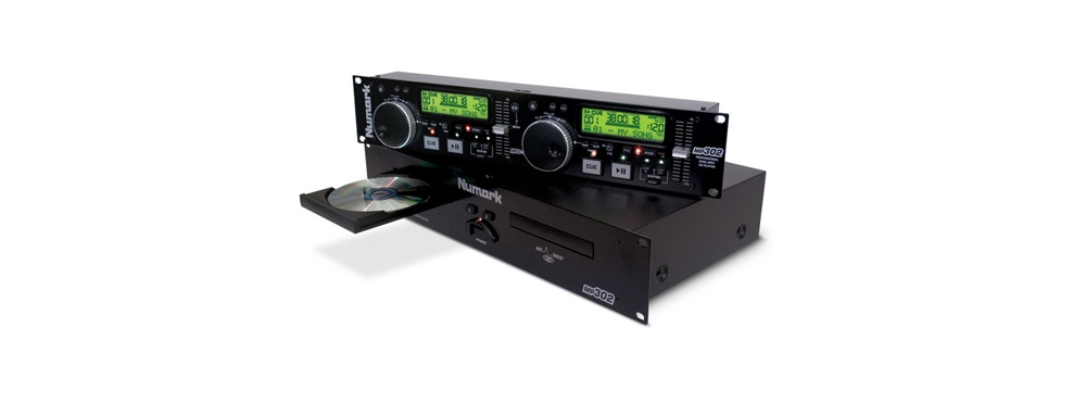 CD/USB-проигрыватели Numark MP302