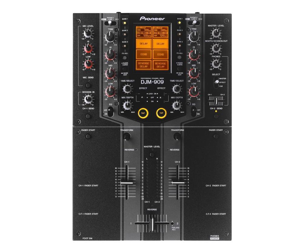 DJ-микшеры Pioneer DJM-909