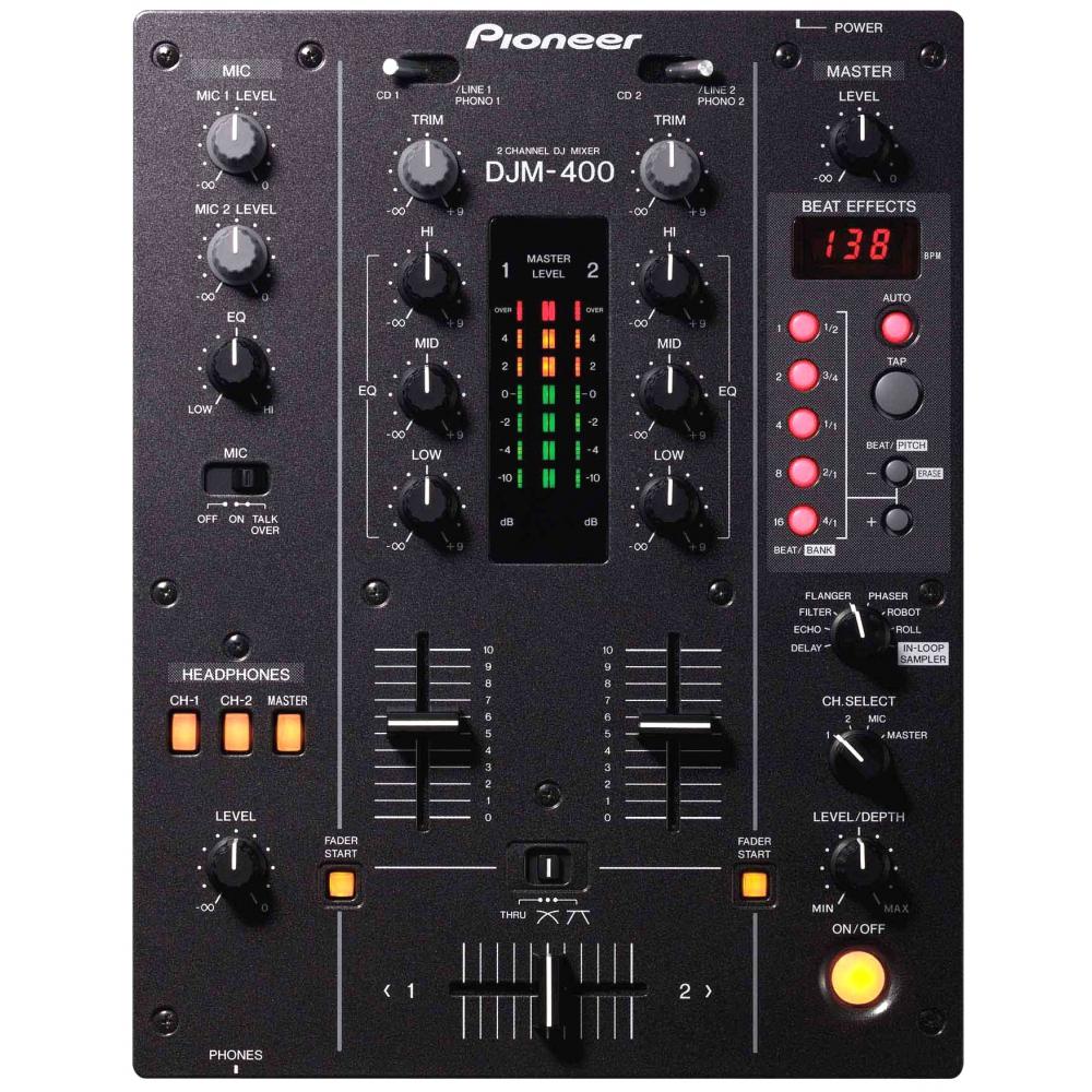 DJ-микшеры Pioneer DJM-400