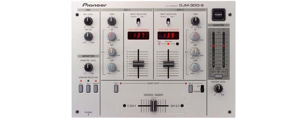 DJ-микшеры Pioneer DJM-300 S