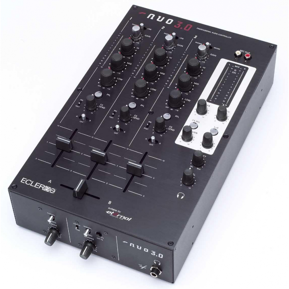 DJ-микшеры Ecler NUO 3.0