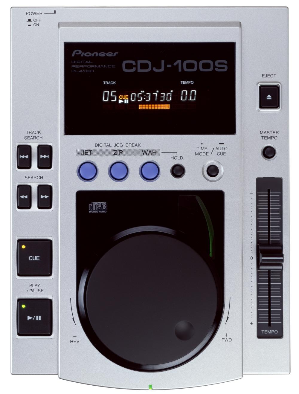 CD/USB-проигрыватели Pioneer CDJ-100S