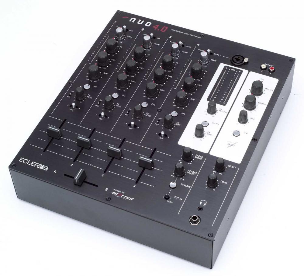 DJ-микшеры Ecler NUO 4.0