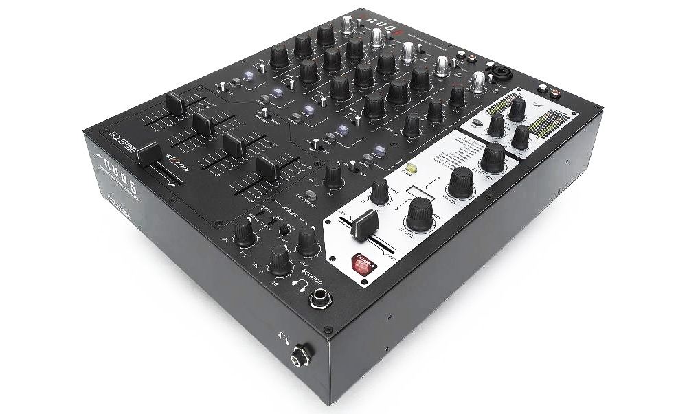 DJ-микшеры Ecler NUO 5.0