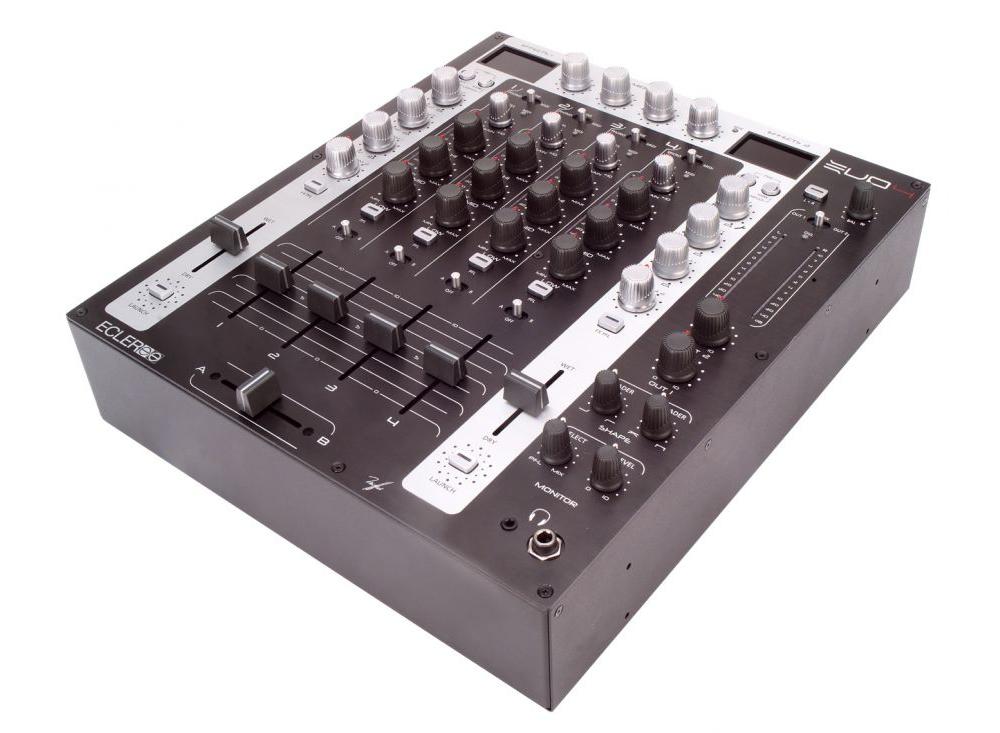 DJ-микшеры Ecler EVO 4