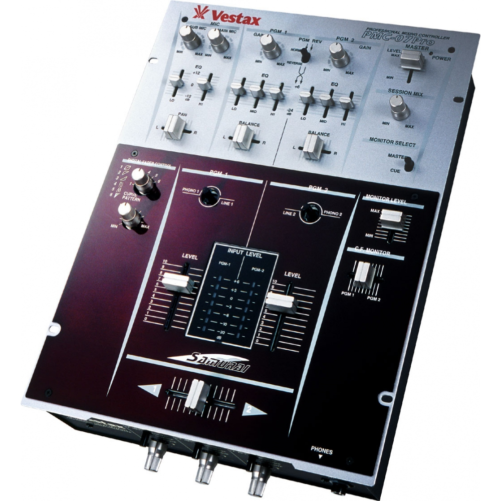 DJ-микшеры Vestax PMC-07ProD