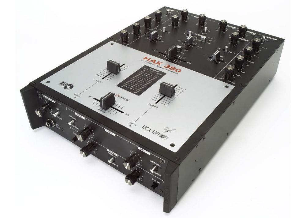 DJ-микшеры Ecler HAK 380