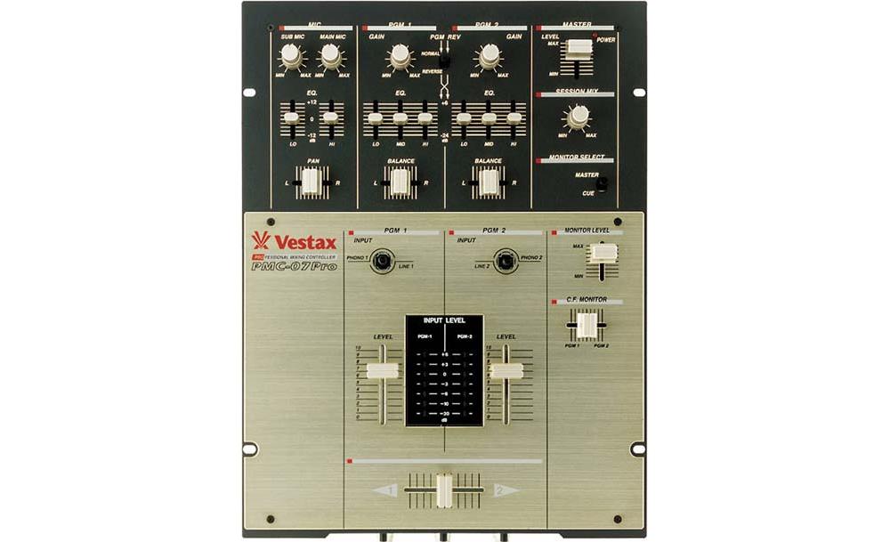 DJ-микшеры Vestax PMС-07Pro