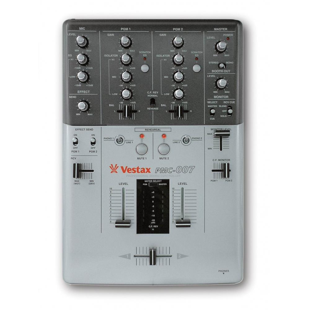 DJ-микшеры Vestax PMC-007