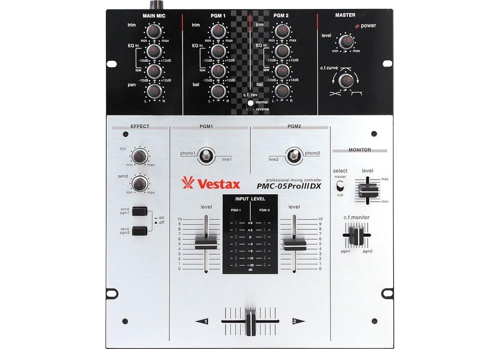 DJ-микшеры Vestax PMC-05Pro III DX