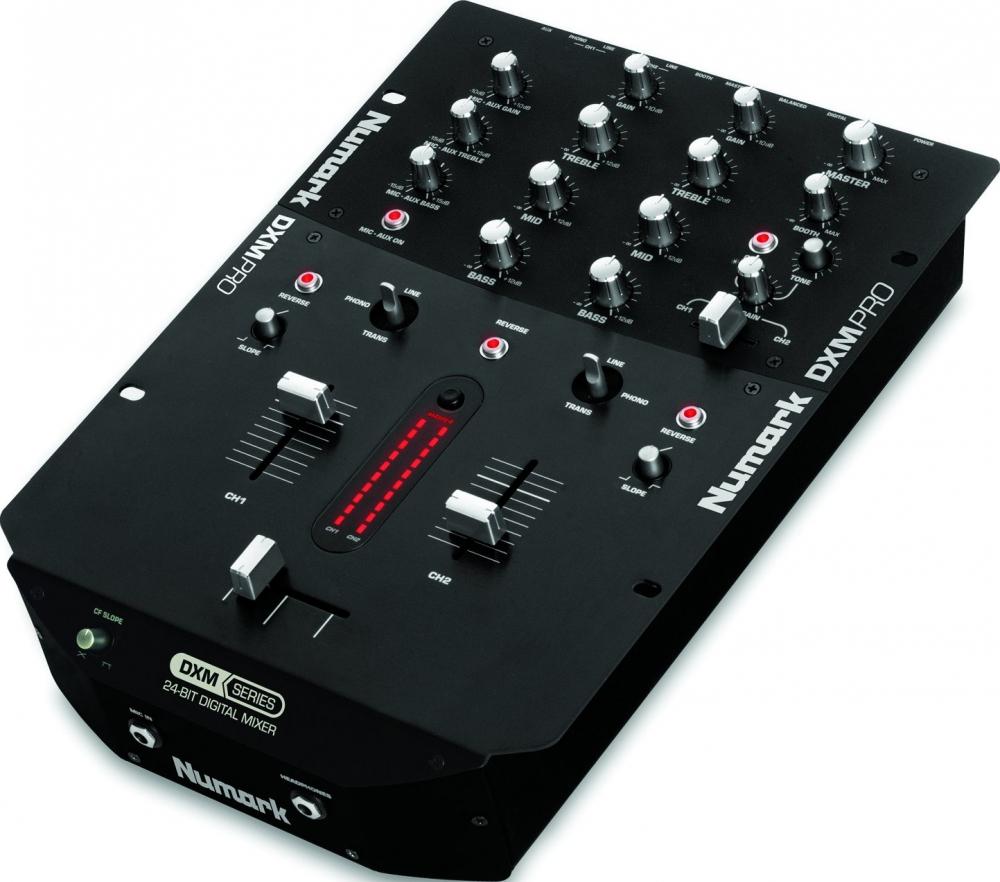 DJ-микшеры Numark DXMPRO
