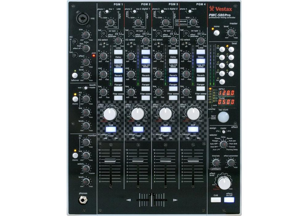 DJ-микшеры Vestax PMC - 580 PRO