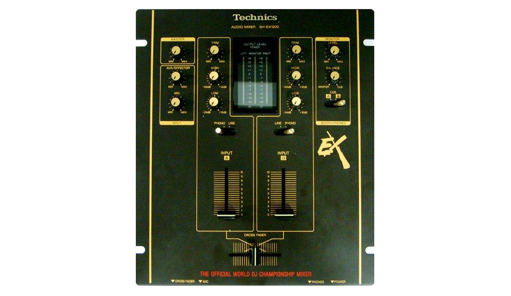 DJ-микшеры Technics SH-EX1200