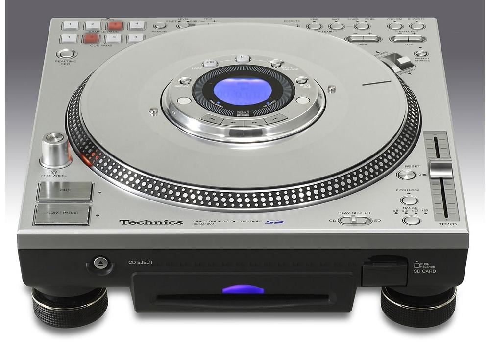 CD/USB-проигрыватели Technics SL-DZ1200