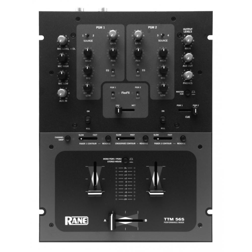 DJ-микшеры Rane TTM 56