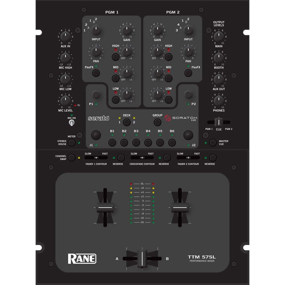 DJ-микшеры Rane TTM 57SL