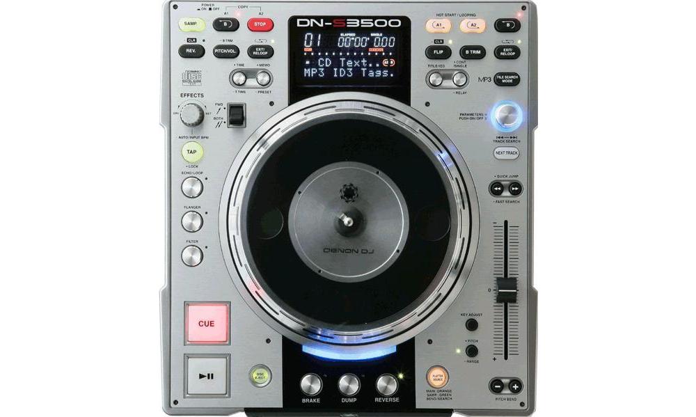 CD/USB-проигрыватели Denon DN-S3500