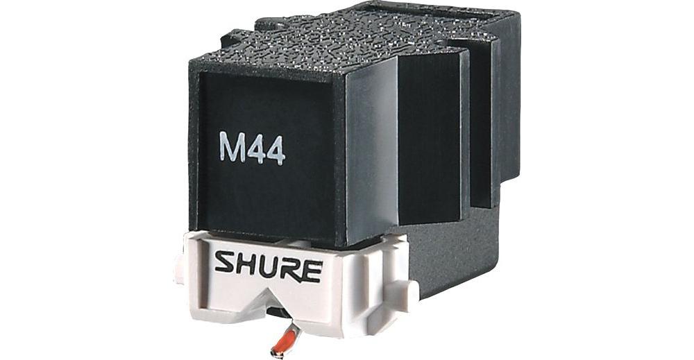 Иглы, картриджи Shure M44-7 Turntablist (Картридж с иглой)