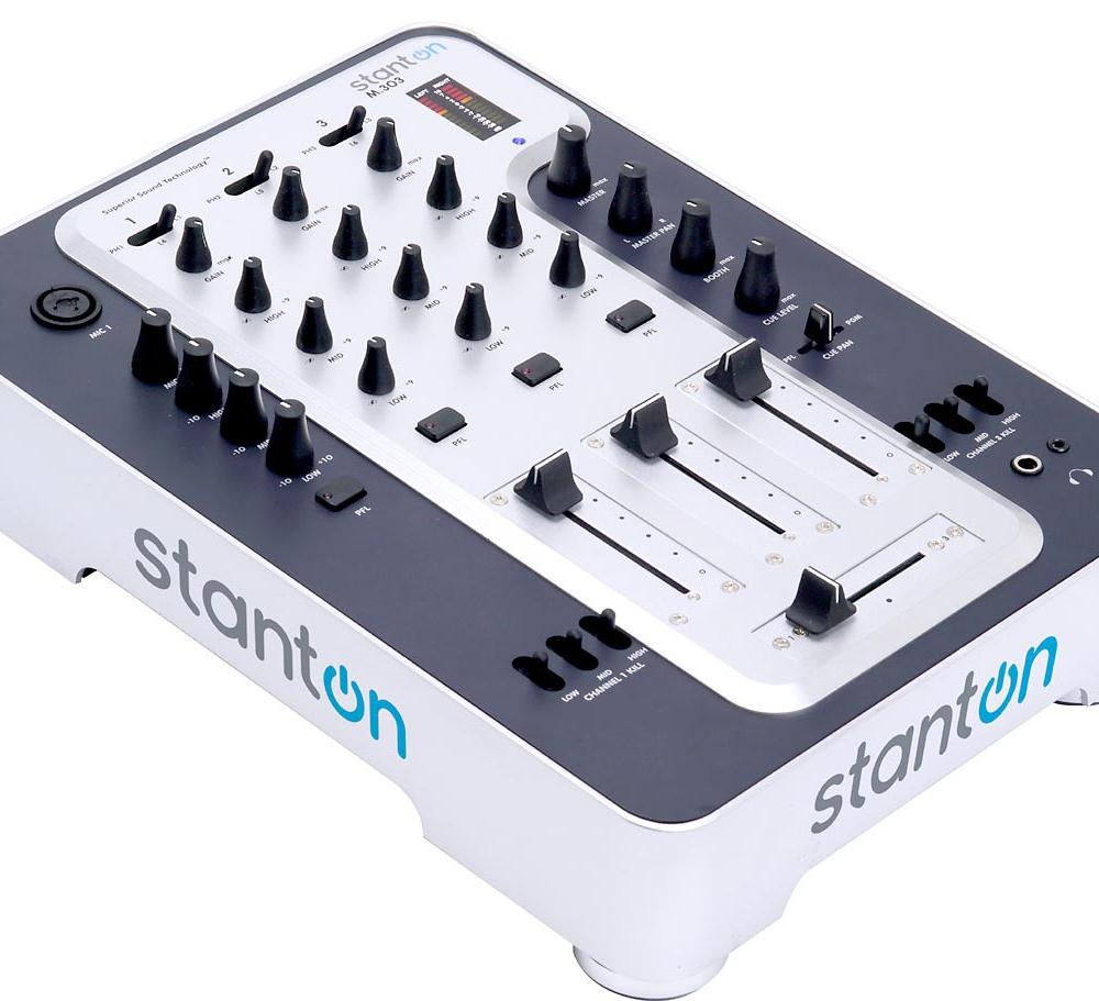 DJ-микшеры Stanton M.303