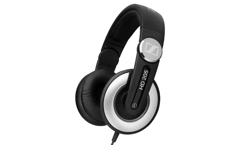 DJ-наушники Sennheiser HD 205-II