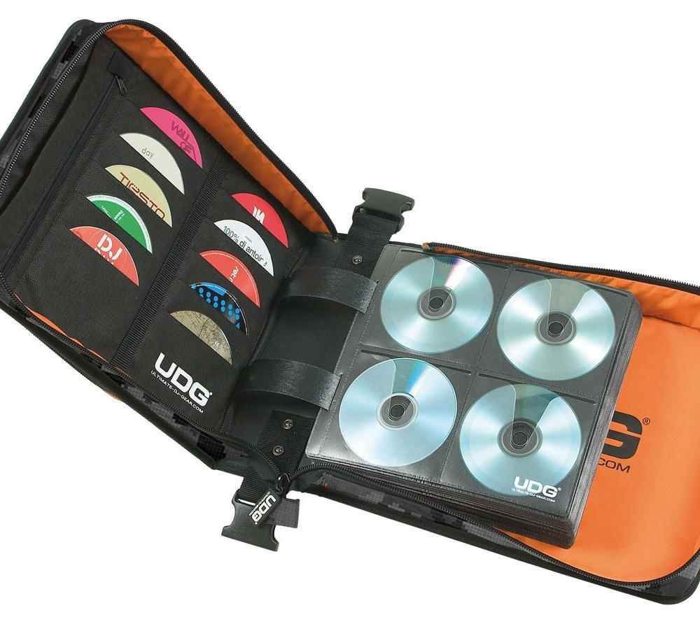 Папки для дисков UDG CD SlingBag 258