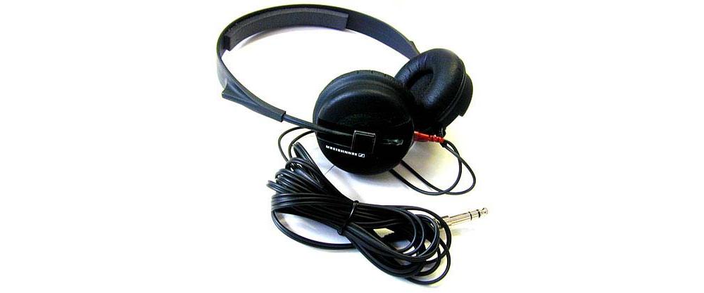 DJ-наушники Sennheiser HD 25 SP