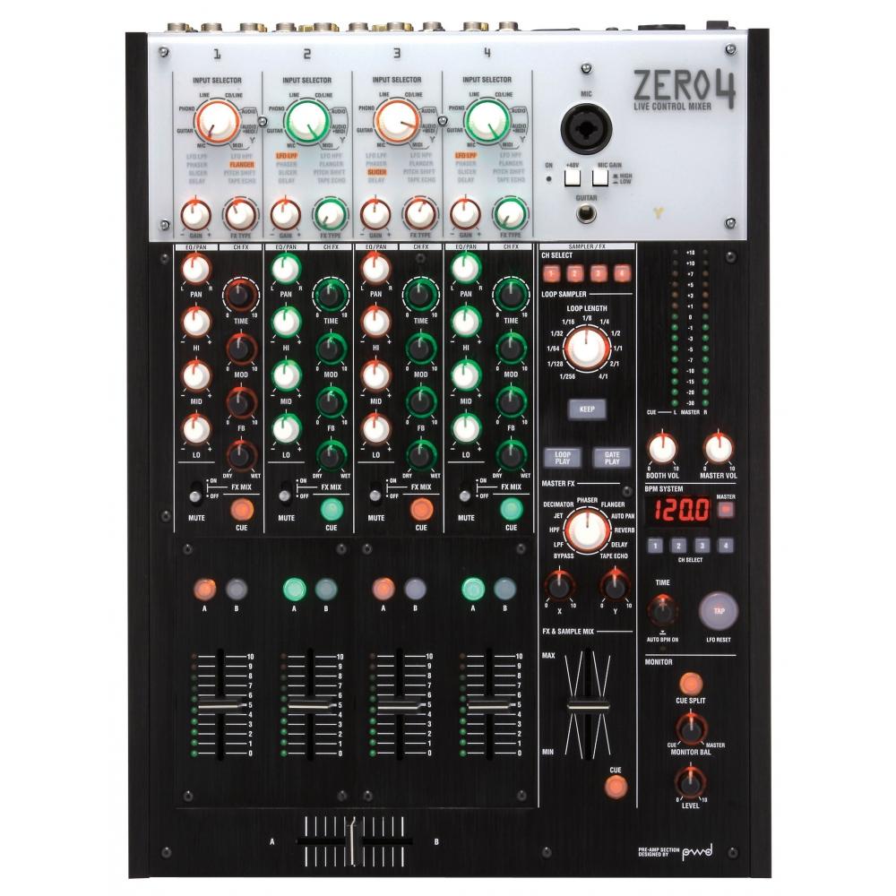 DJ-микшеры Korg ZERO-4