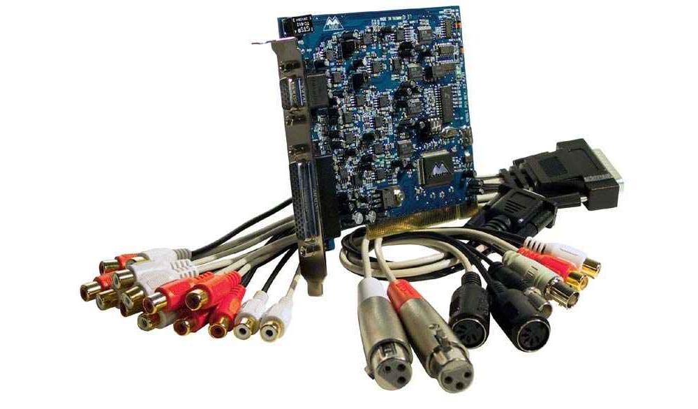 Звуковые карты M-Audio Delta 10/10 LT