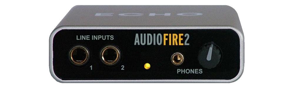 Звуковые карты Echo AudioFire 2