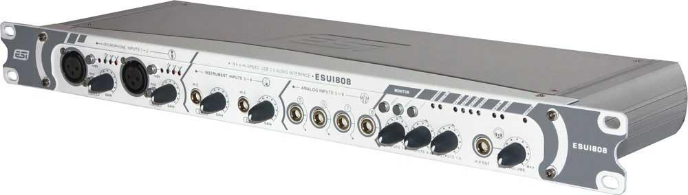 Звуковые карты ESI ESU1808