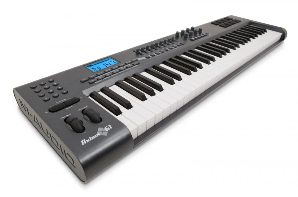 Midi-клавиатуры M-Audio Axiom 61