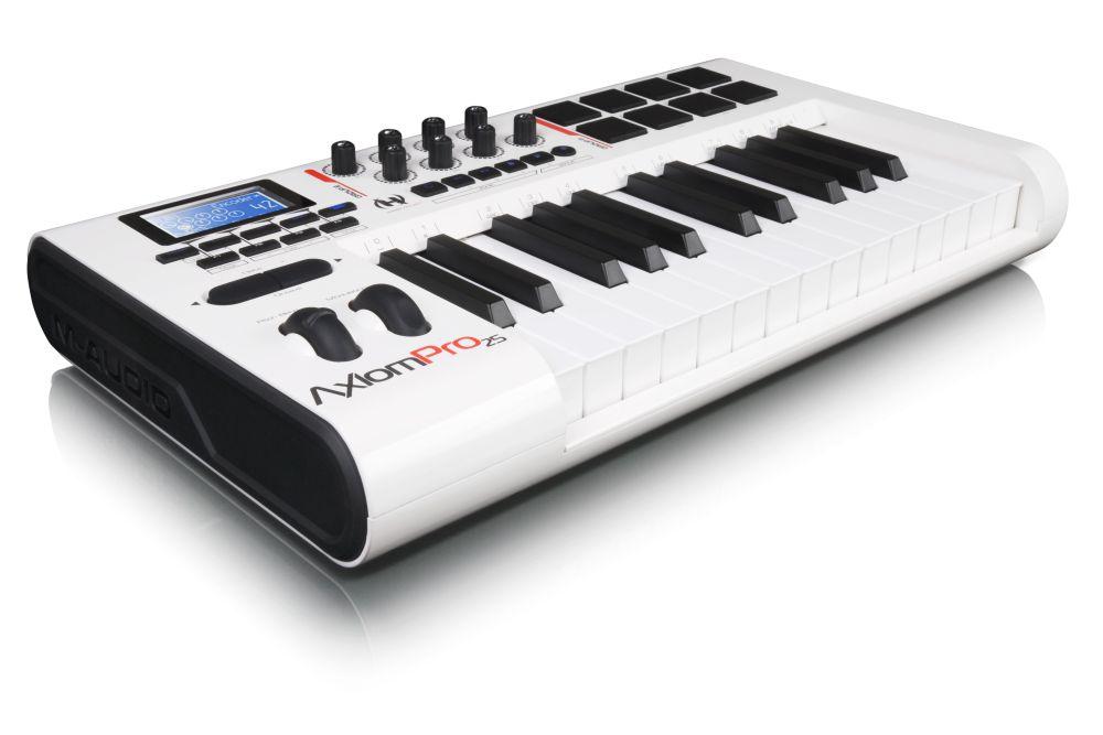 Midi-клавиатуры M-Audio Axiom Pro 25