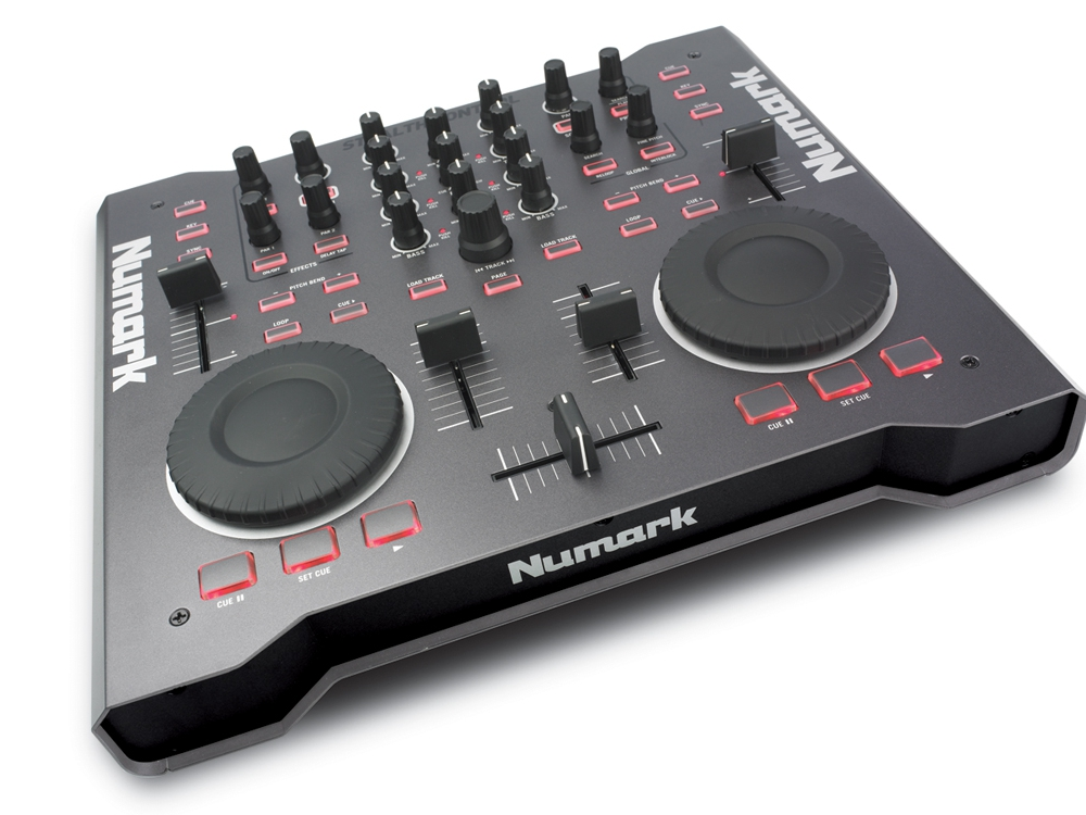 DJ-контроллеры Numark Stealth Control