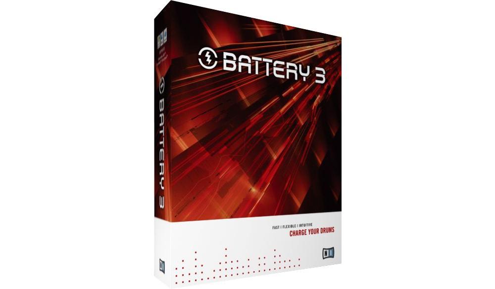 Программы для создания музыки Native Instruments BATTERY 3