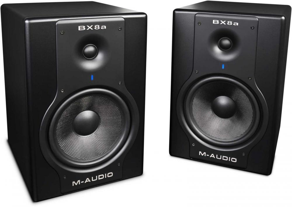 Студийные мониторы M-Audio Studiophile BX8a Deluxe