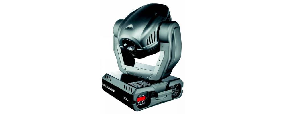 Головы (DMX)  ROBE MSZOOM 250 XT