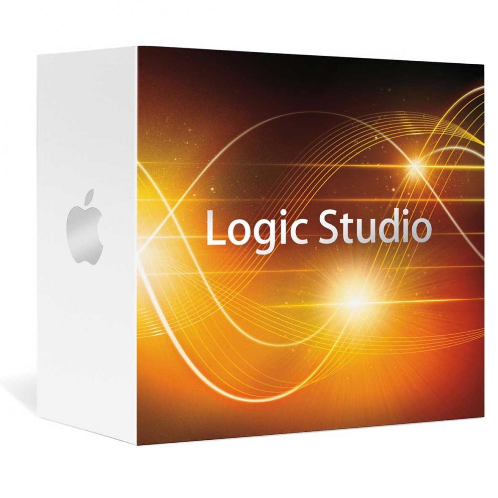 Программы для создания музыки Apple Logic Studio 9
