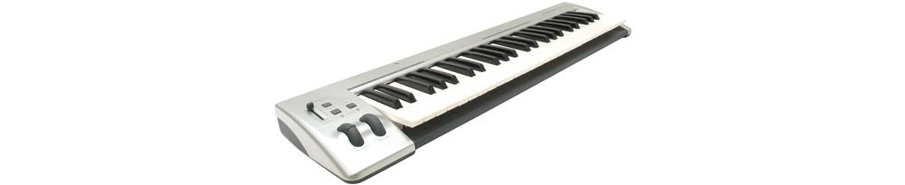 Midi-клавиатуры M-Audio KeyRig 49