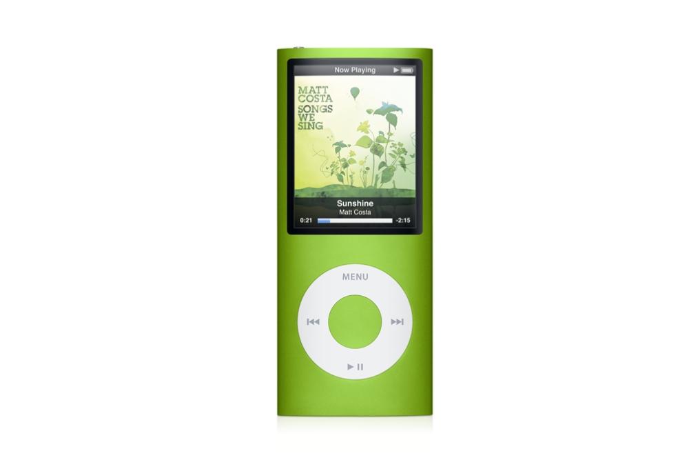 iPod nano Apple iPod nano 8Gb green MB745 (4Gen)