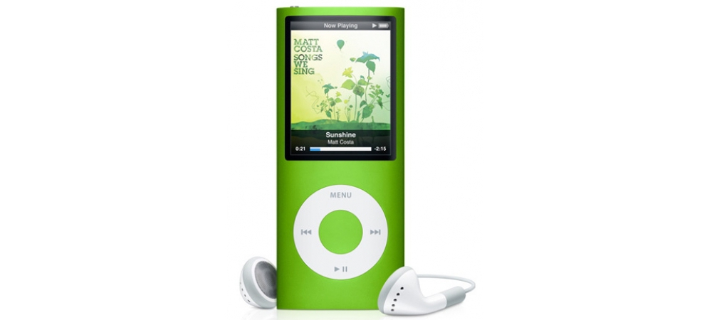 iPod nano Apple iPod nano 16Gb green MB913 (4Gen)