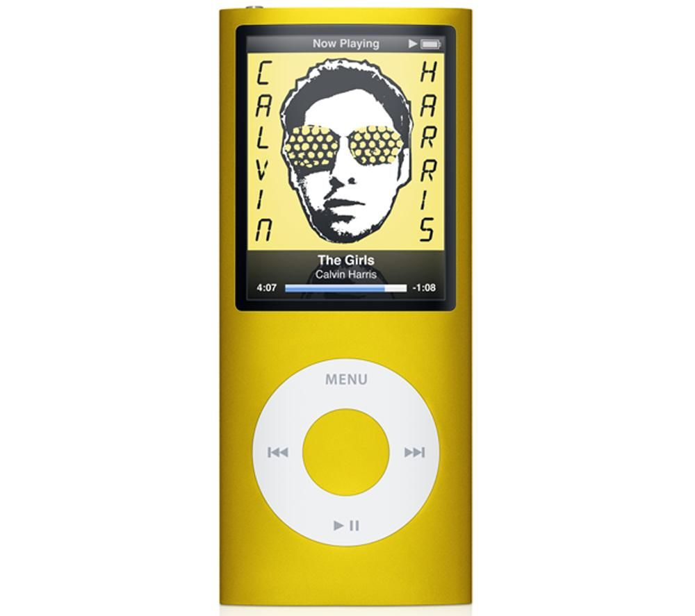 iPod nano Apple iPod nano 16GB Yellow MB915 (4Gen)