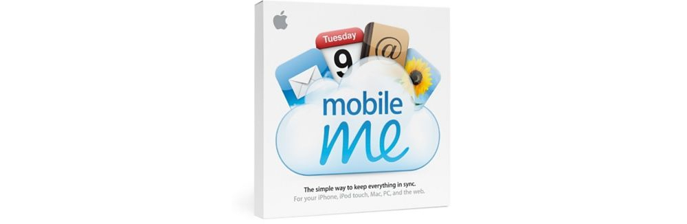 iSoftware Apple MobileMe individual [MB824]