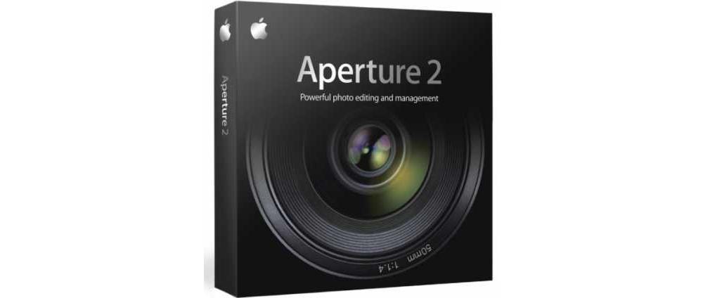 iSoftware Apple Aperture 2.1.1 Retail [MB673]