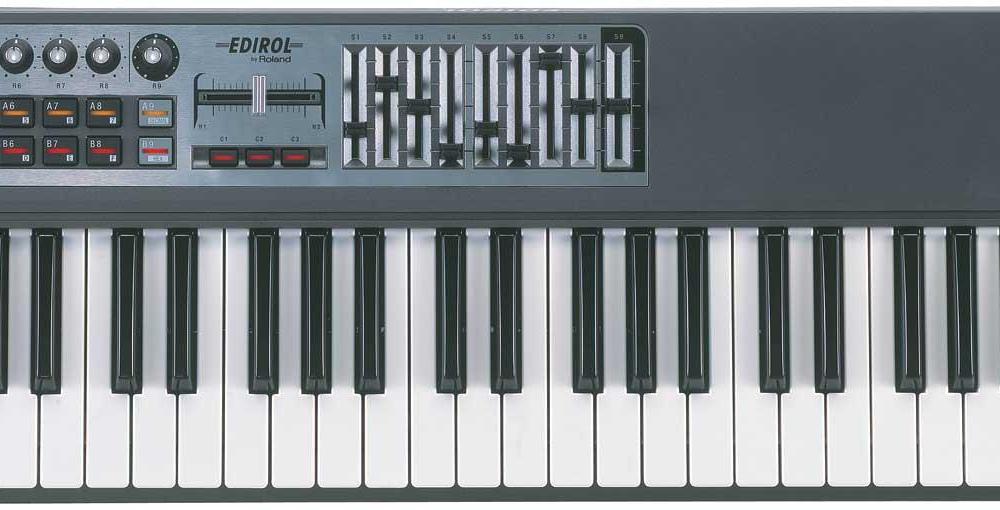 Midi-клавиатуры Edirol PCR-800