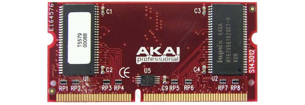 Сэмплеры Akai EXM128