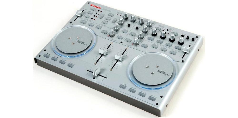 DJ-контроллеры Vestax VCI-100 Silver