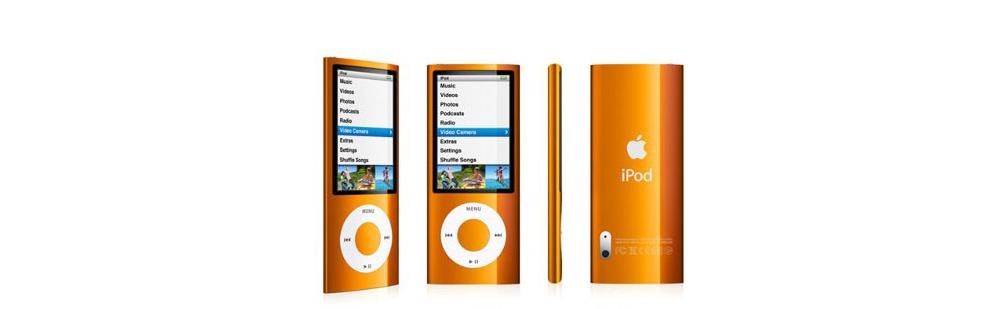 iPod nano Apple iPod nano 16GB Orange (5Gen) MC072