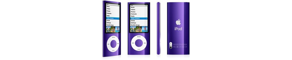 iPod nano Apple iPod nano 8GB Purple (5Gen) MC034