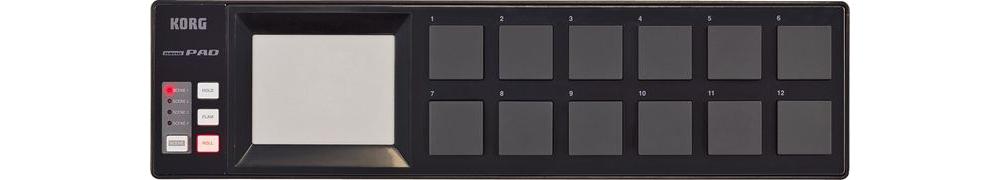 DJ-контроллеры Korg Nanopad Black